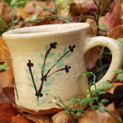 Hrneček s bobulemi podzimní