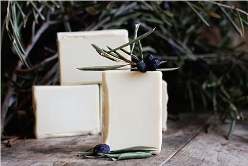 OLIVA - mýdlo na praní bez parfemace