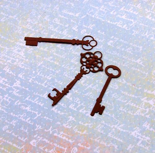 Tři klíčky