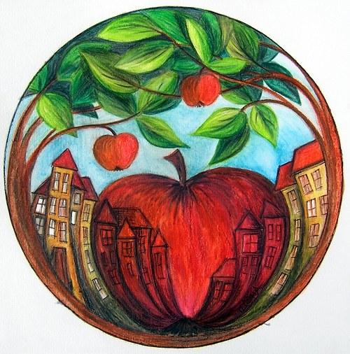 Jablečná ulice
