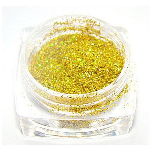 hvězdný prach zlatý