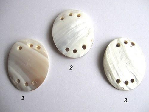 Perleťové placky