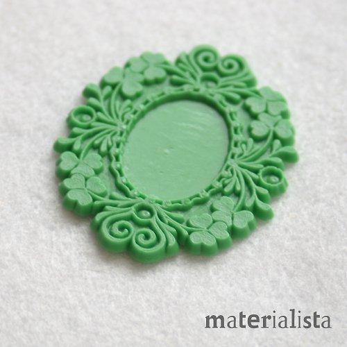 Rámeček zelený