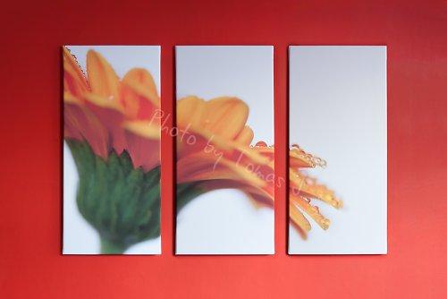 ...3krát... 115x75cm - tisk na malířské plátno...