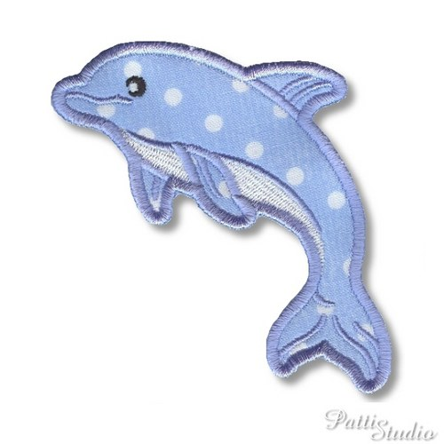 Aplikace - delfín