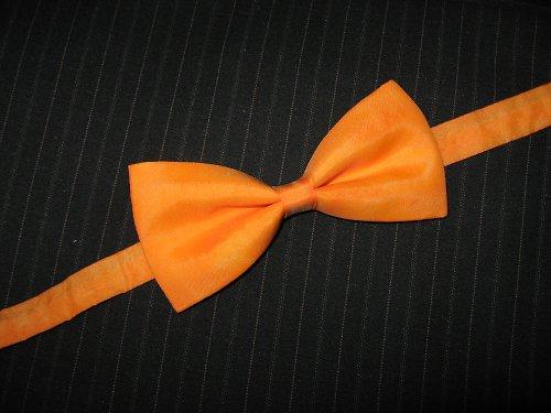 Pánský motýlek - Oranžový