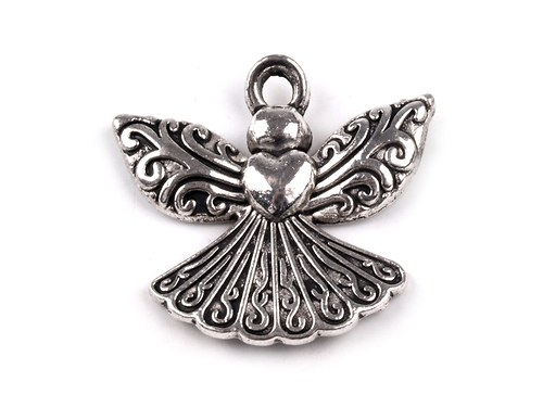 Anděl  2 starostříbro