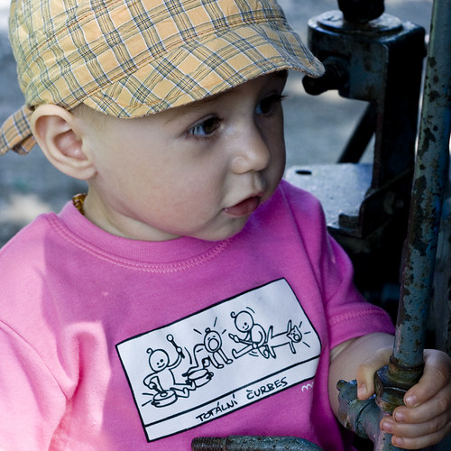 Originální triko s potiskem - Totální čurbes