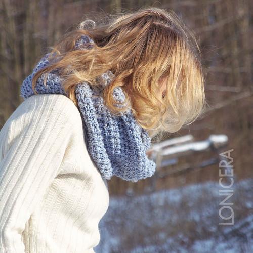 Šeříková zima: nákrčník