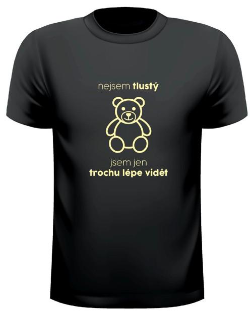 Tričko s medvídkem
