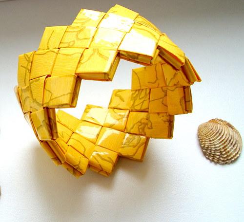 Žlutý - dvojitý - VÝPRODEJ
