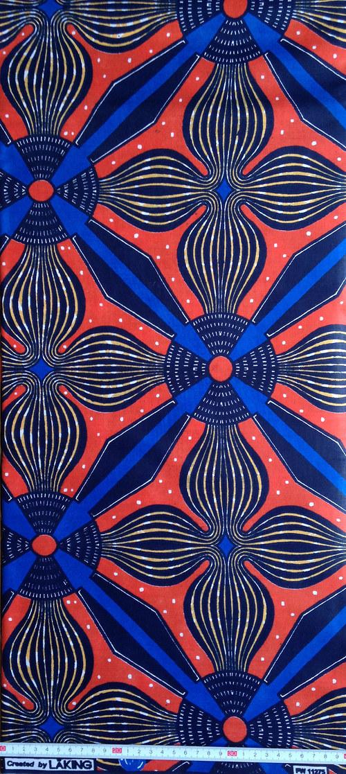 Noční květy - 548 cm x 114 cm