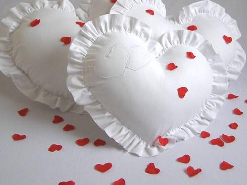 Obliečka srdce EMMA s aplikáciou