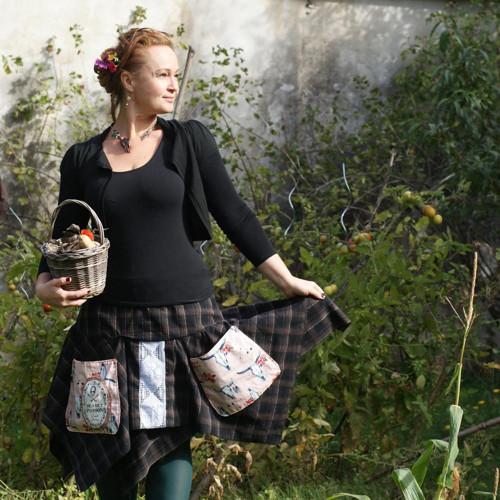 čarodějná ...sukně vel. L