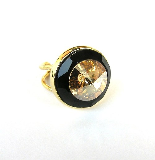 Prsten Swarovski ring