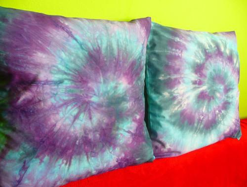 Povlak na polštářek Nebeská batika - Sada (2ks)