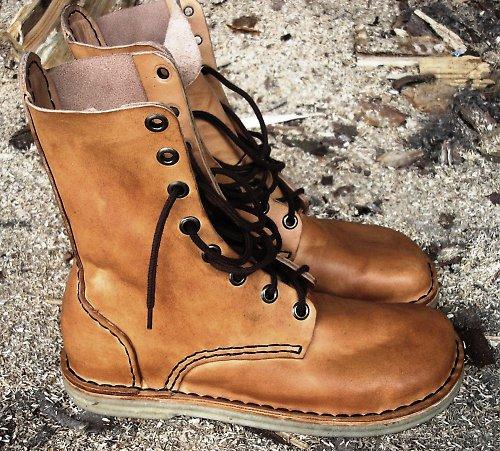 Vysoké boty-EKO