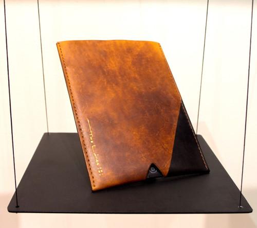 Kožený obal na Apple iPad mini
