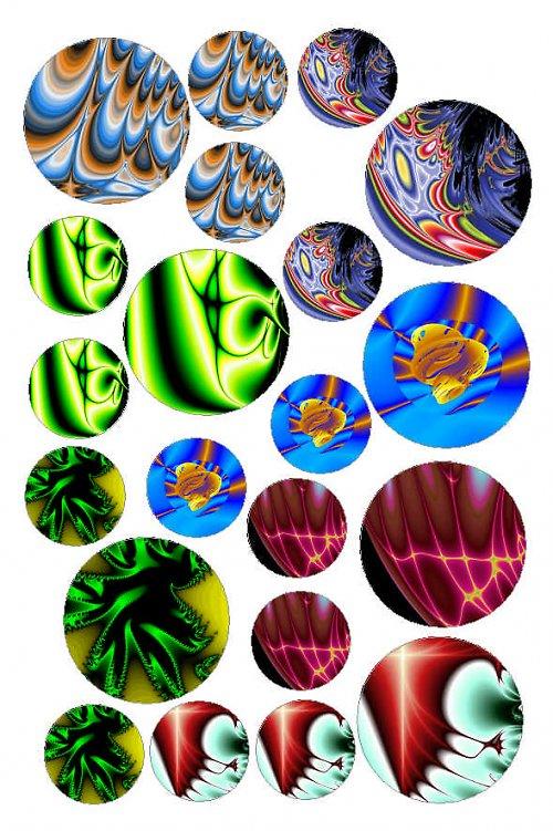 abstraktní kolečka (větší)