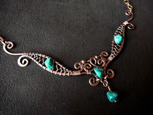 More- náhrdelník