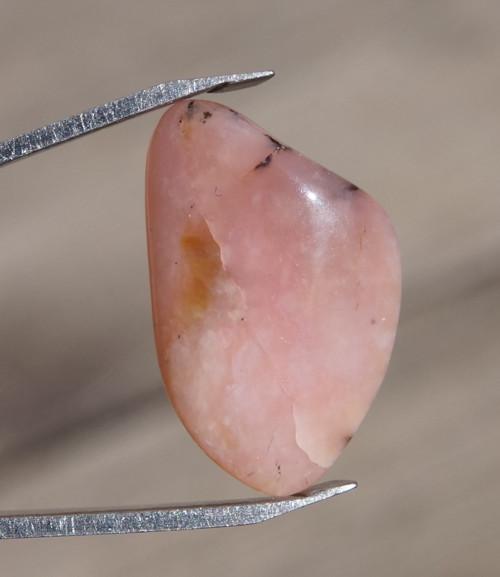 růžový opál (24 mm)   J685