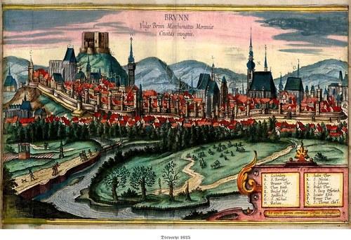Města ve středověku