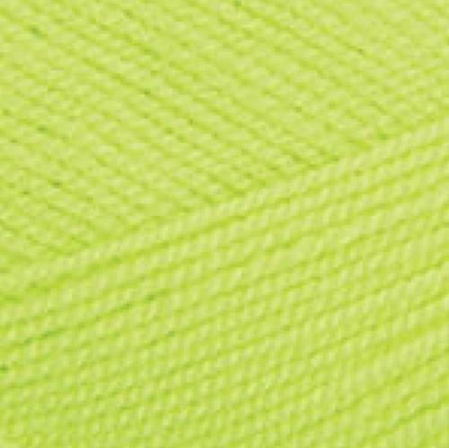 SUPER PERLEE  barva 79 neonová žlutá