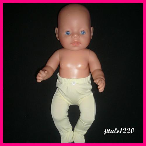Punčošky na panenku 43 cm