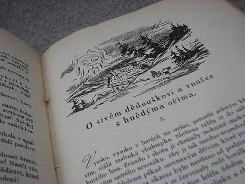 Krakonoš, pán lesů...L. Šebestová, 1948