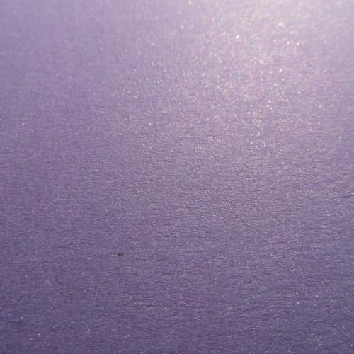 Perleťová čtvrtka - papír - fialový perleťový