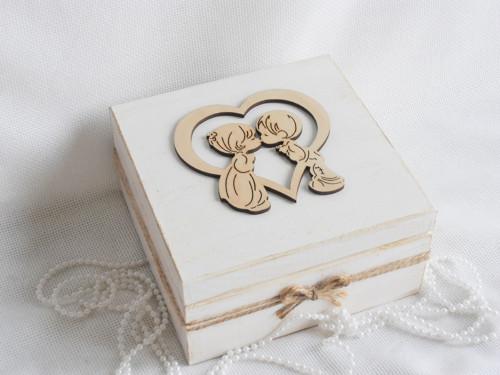 Svatební krabička - Láska