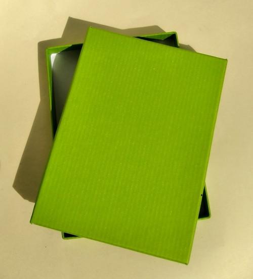 krabička HONZA - světle zelená
