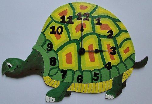 Hodiny želva