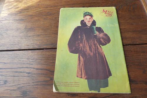 Příručka časopisu Žena a Móda 11/ 1947