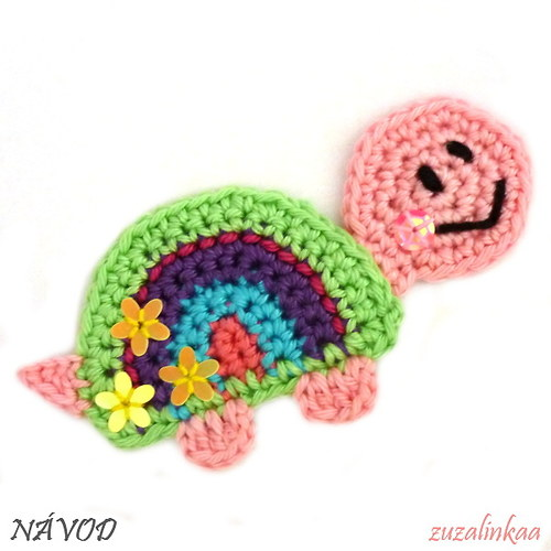 Návod - Želvička (aplikace)