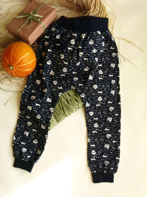 Dětské turecké kalhoty
