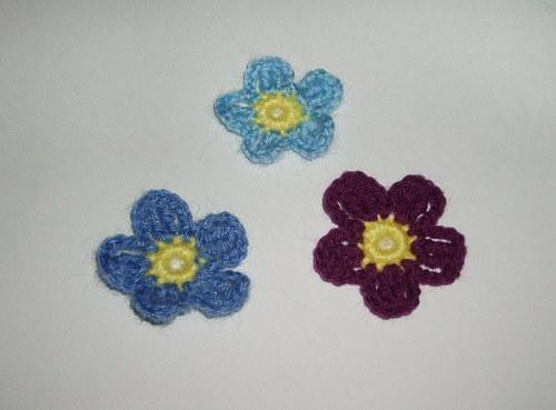 mákovec - různé barvy