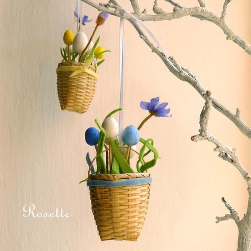 Už kvetou podléšky! - dekorace