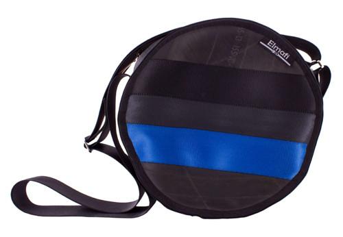 Polo black and plum - z bezpeč. auto pásů a duše