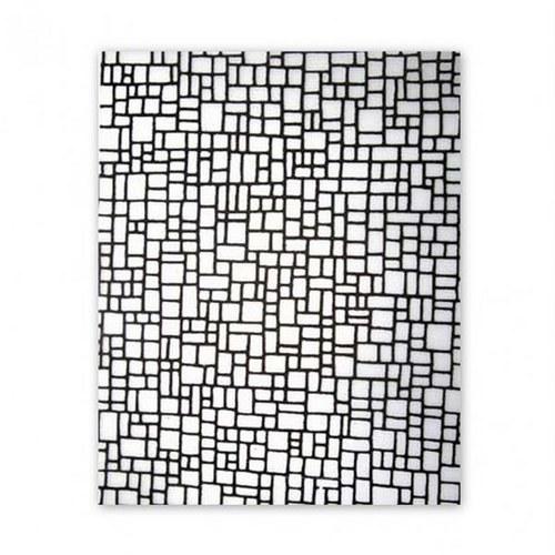 Silk Screen šablona / Cobblestones
