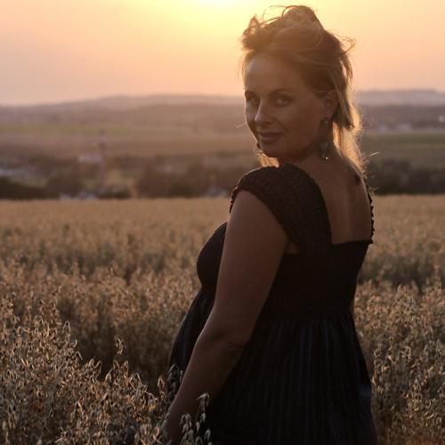Sunset...maxi šaty