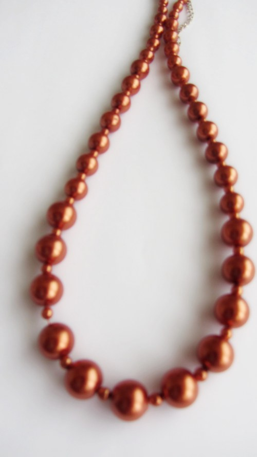Měděné perličky
