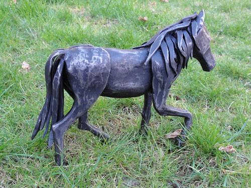 Kovaný koník