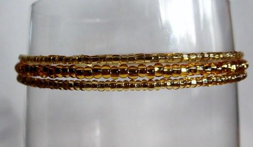 Zlatý náramek