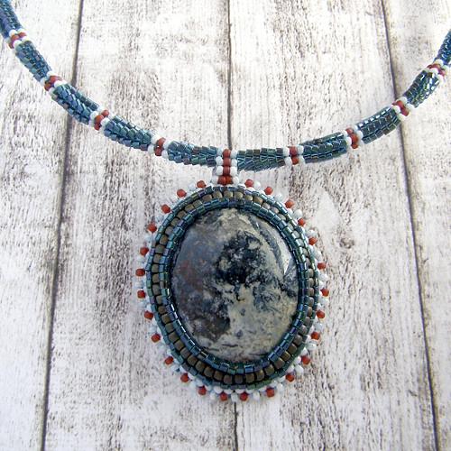 Shishapangma - náhrdelník
