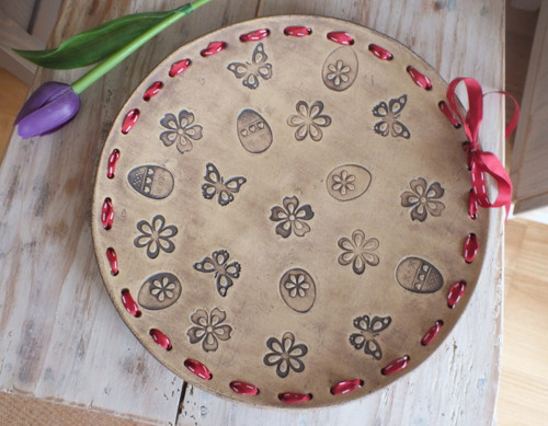 Velikonoční talíř