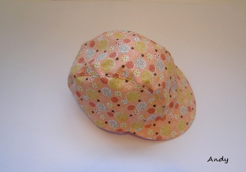kšiltovka - kolečka na meruňce