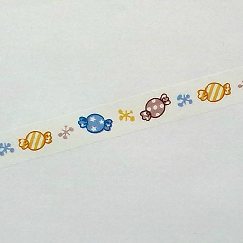 Páska - Bonbony  (1,5 x 33cm)