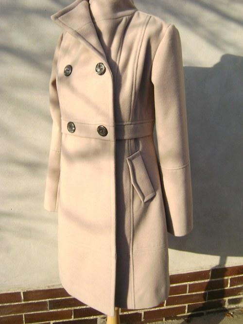 Zimní kabát na zakázku