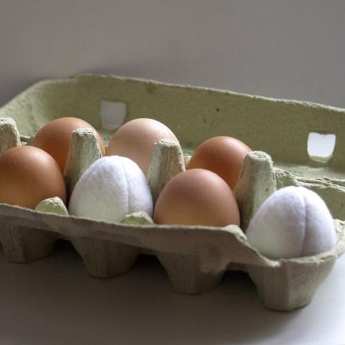 Plyšová vajíčka
